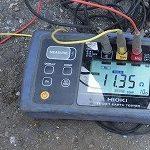 高圧工事 PAS ケーブル LBS更新工事